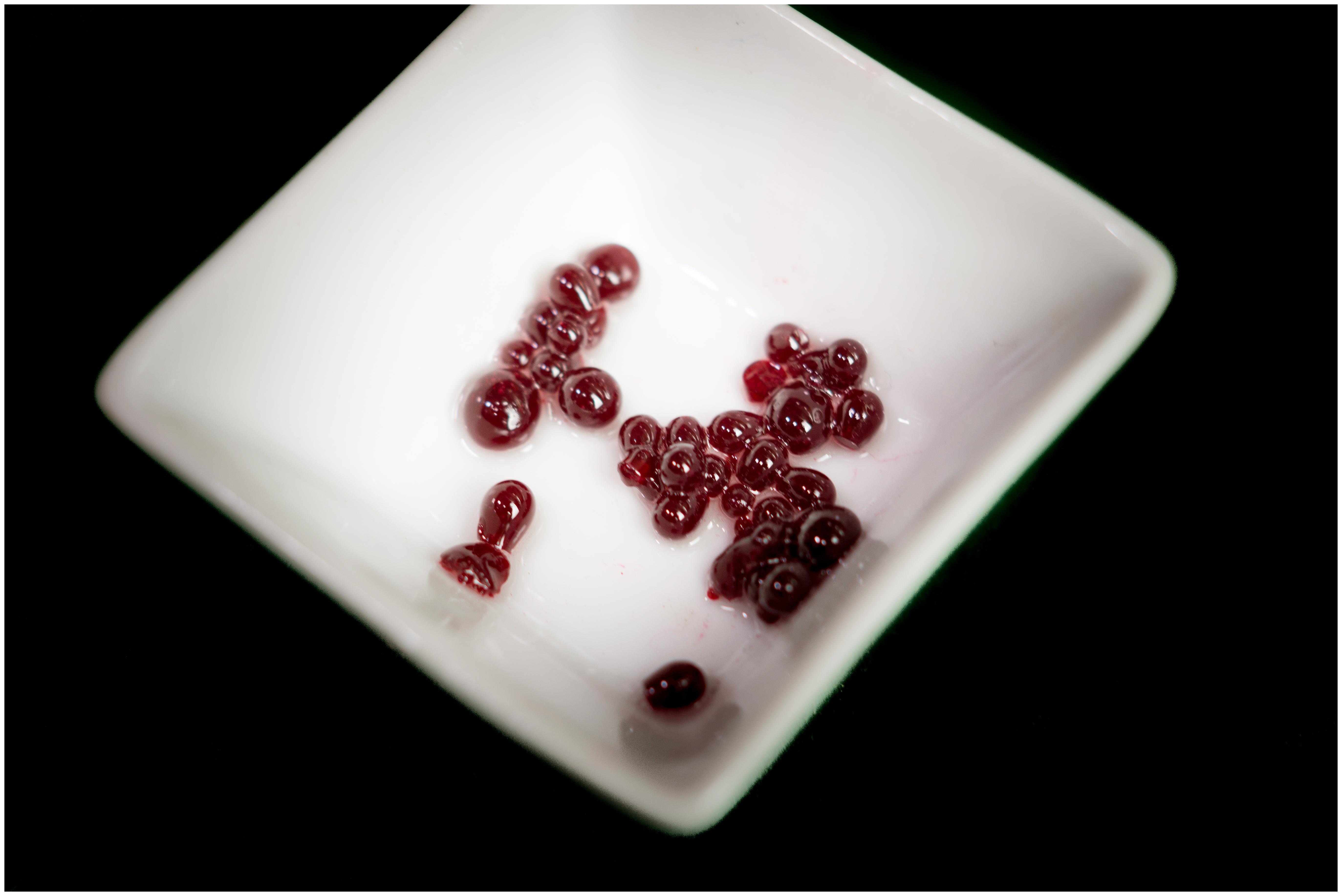 Cómo hacer perlas vegetales en casa. Perlas hechas